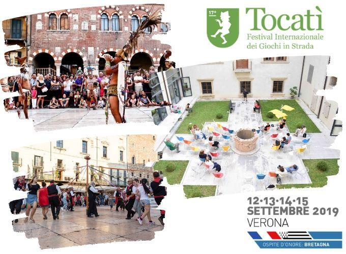 Tocatì, il Festival Internazionale dei Giochi in Strada a Verona