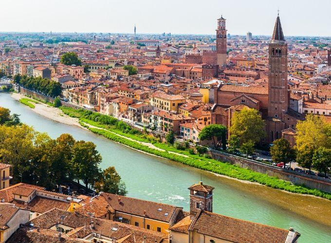 Verona centro storico, cosa vedere